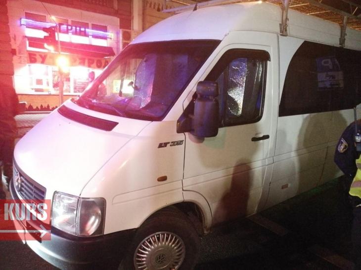 У центрі Франківська затримали члена ДВК від Кошулинського, який зривав агітки Шевченка 1