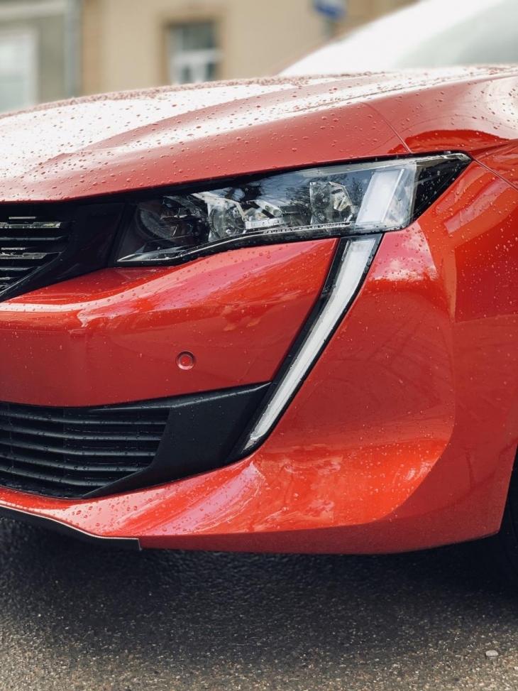 Спортивний преміум і футуризм: тест-драйв NEW Peugeot 508 на франківських дорогах. ФОТО 8