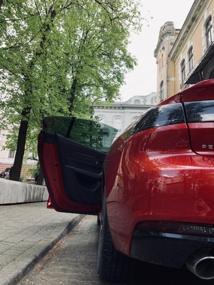 Спортивний преміум і футуризм: тест-драйв NEW Peugeot 508 на франківських дорогах. ФОТО 6