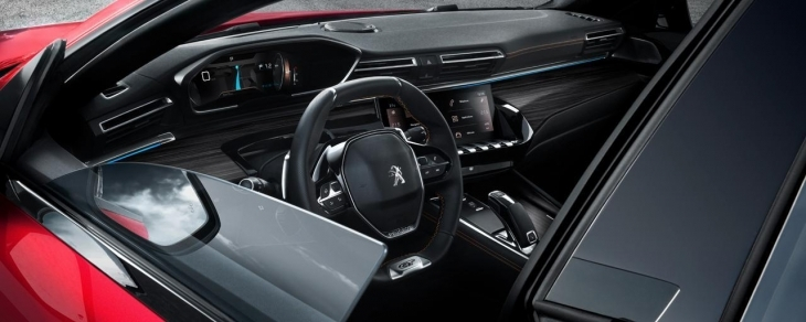 Спортивний преміум і футуризм: тест-драйв NEW Peugeot 508 на франківських дорогах. ФОТО 12