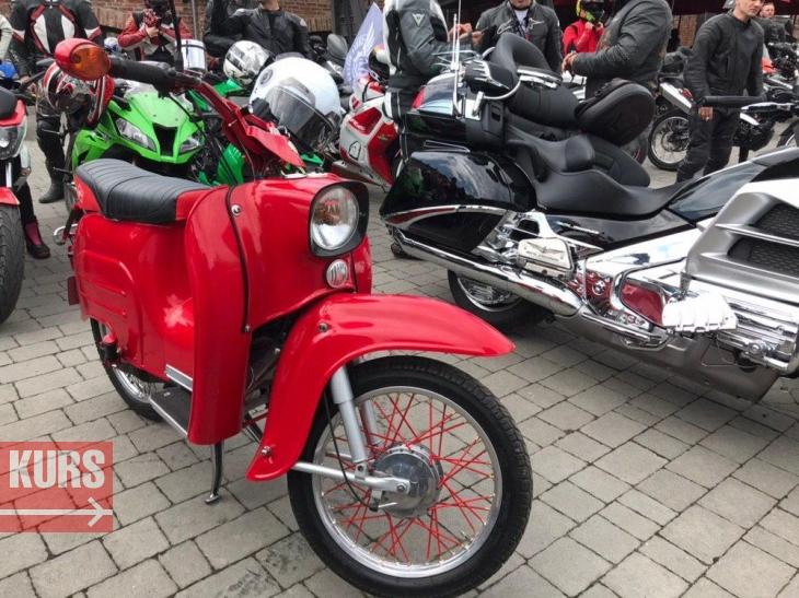"""""""Wild Biker"""": у Франківську байкери відкрили ювілейний сезон. ФОТО, ВІДЕО 2"""