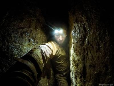 На Верховинщині досліджували печери, куди незабаром запросять туристів. ФОТО 10