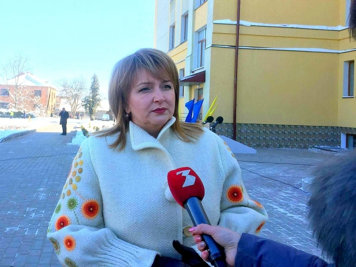 Ірина Садовяк