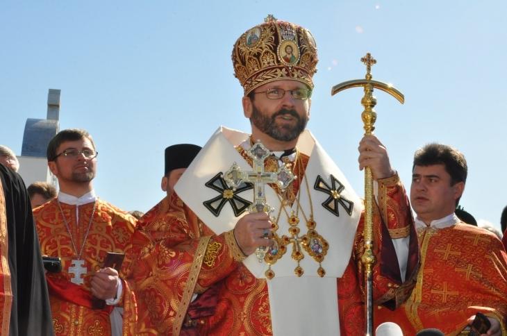 У квітні на Прикарпаття приїде глава УГКЦ