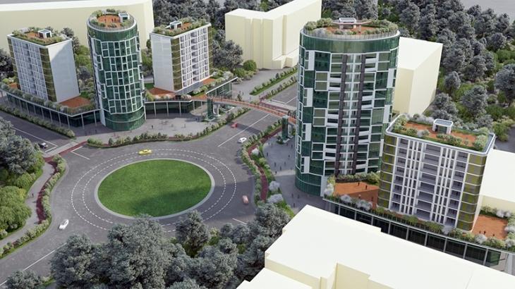 У Франківську планують збудувати 24-поверховий будинок. ПРОЕКТ 2