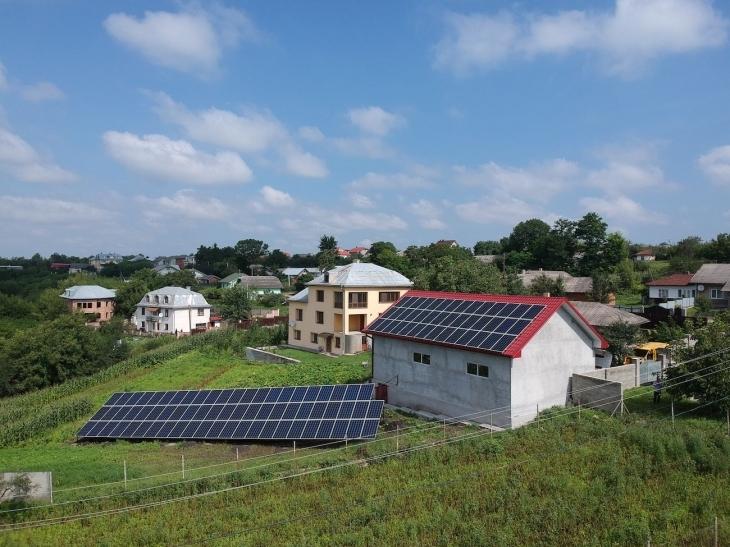 Сонячну електростанцію потужністю 30 кВт змонтовано в Городенці 4