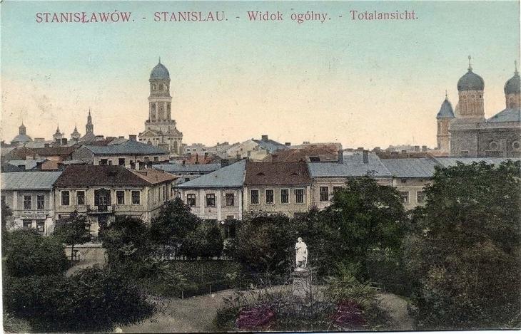 На початку ХХ ст. Станиславів був найздоровішим і найдорожчим містом Галичини.