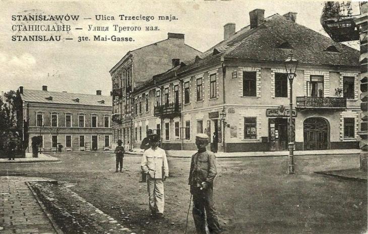 Станиславівські оголошення: юні злочинці старого міста
