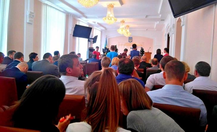 """Новому прокурору області наказали очистити прокуратуру і ловити """"велику рибу"""" 2"""