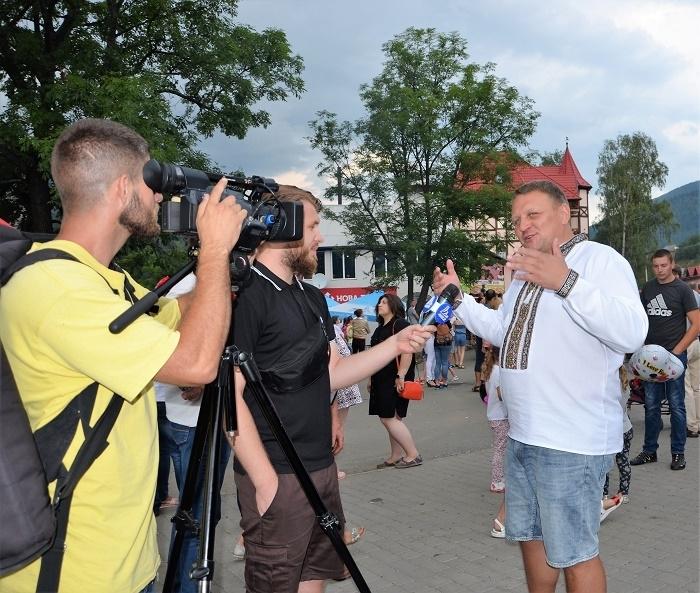 """У Карпатах відгримів грандіозний фестиваль """"Віадук"""". ФОТО 1"""