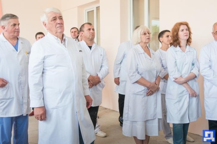За сприяння Андрія Іванчука у Коломиї запрацював ангіограф – унікальний апарат для діагностики серцевих захворювань. ФОТО 10