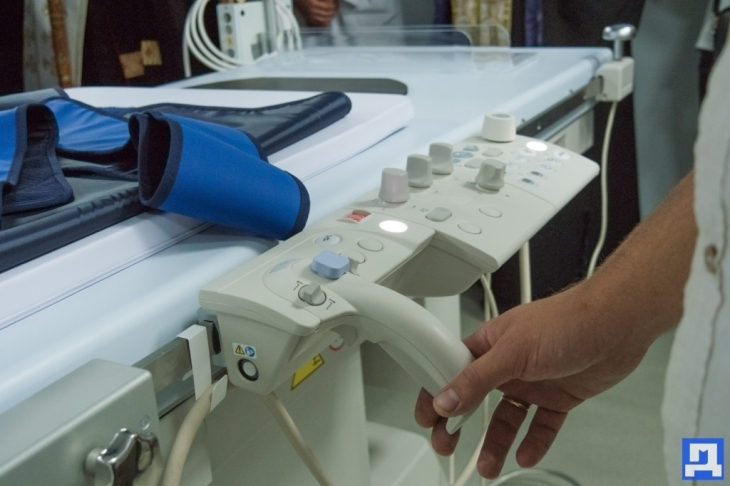 За сприяння Андрія Іванчука у Коломиї запрацював ангіограф – унікальний апарат для діагностики серцевих захворювань. ФОТО 22