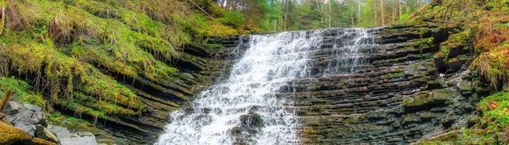 Урочища, дуби і водоспад: на Івано-Франківщині побільшало пам