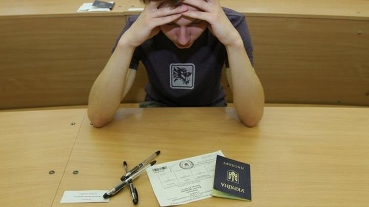 На Прикарпатті випускники училищ і коледжів показали ганебні результати ЗНО