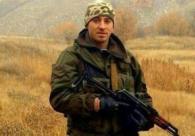 Боєць 17 батальйону Роман Ілитчук.