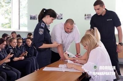 """Результат пошуку зображень за запитом """"У першокурсників поліцейського вузу розпочалася ознайомча практика у підрозділах Прикарпатської поліції (ФОТО)"""""""