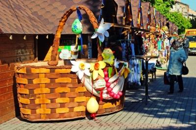 """Результат пошуку зображень за запитом """"на площі Ринок в Івано-Франківську проходитиме ярмарок «Великодній кошик»"""""""