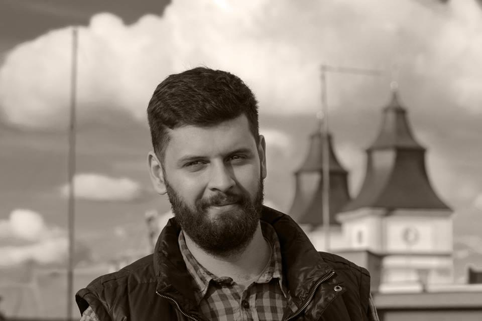 """Максим Кицюк: """"Добре бути патріотом, добре любити свою  країну, але треба робити щось, щоб ця країна і твоє місто були придатними для життя громадян"""" 2"""