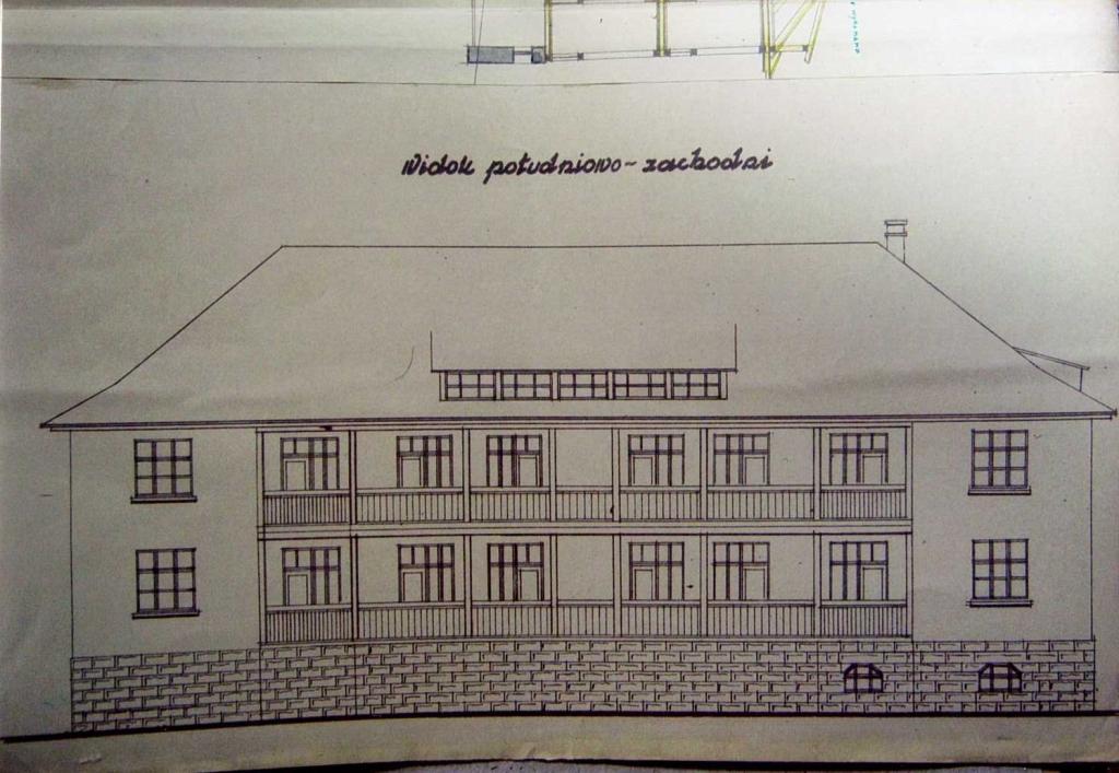 Вілли і пансіонати старої Гуцульщини: «Український хмародер» у Ямній 2