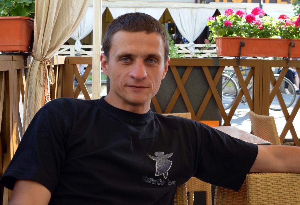 """Боєць батальйону """"Айдар"""" Петро Шкутяк: """"Нас готові вбивати за те, що ми українці. Для нас спротив – єдина можливість самозбереження"""" 1"""