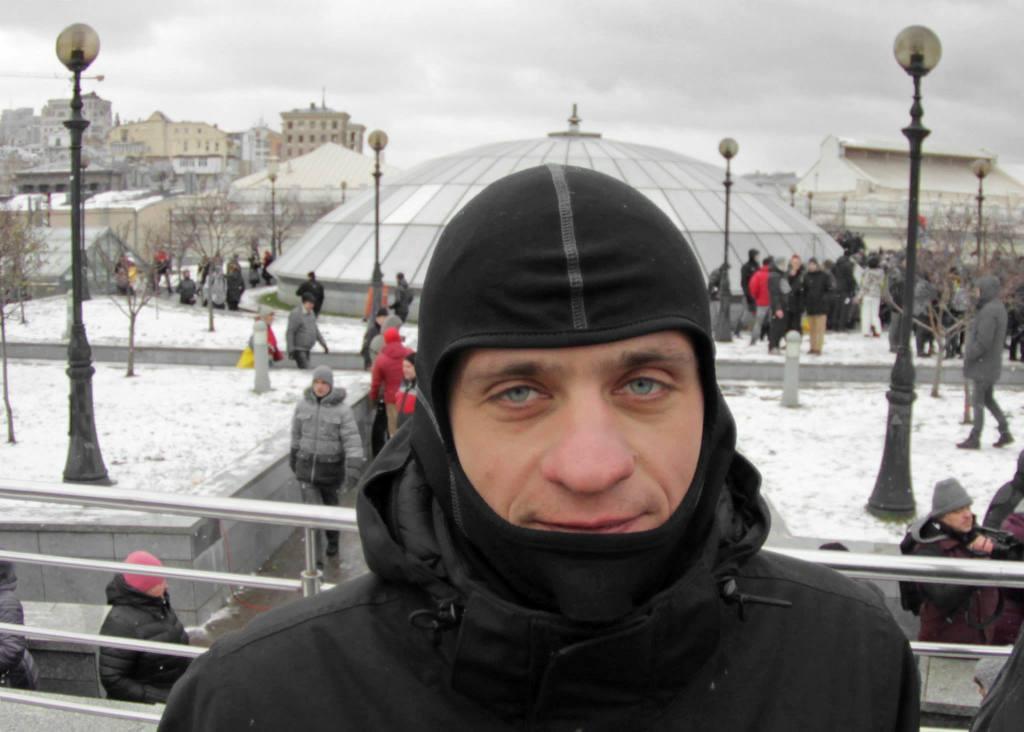 """Боєць батальйону """"Айдар"""" Петро Шкутяк: """"Нас готові вбивати за те, що ми українці. Для нас спротив – єдина можливість самозбереження"""" 3"""