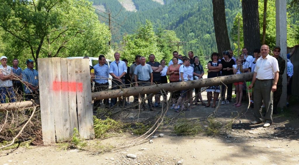 Горяни дотиснули: Голошинська сільрада скасувала дозволи на будівництво чотирьох міні-ГЕС 2