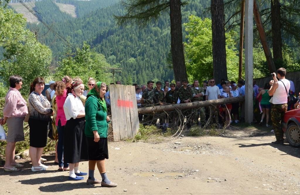 Горяни дотиснули: Голошинська сільрада скасувала дозволи на будівництво чотирьох міні-ГЕС 6
