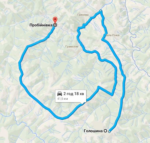 Горяни дотиснули: Голошинська сільрада скасувала дозволи на будівництво чотирьох міні-ГЕС 12