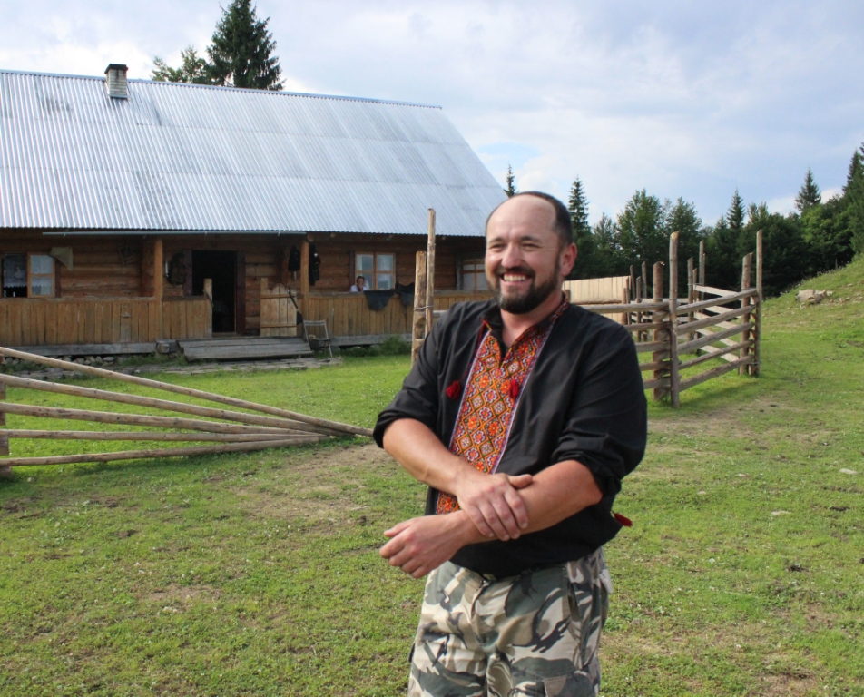 Карпатські праліси і високі полонини: КУРС побував у місцях, де ведмеді приходять у гості 30