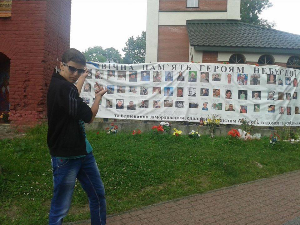 Малолітні біженці зі Сходу в Трускавці: середні пальці героям Майдану 4