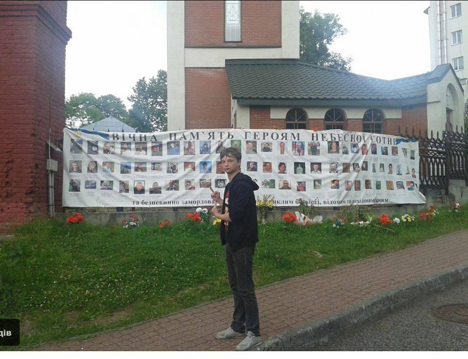 Малолітні біженці зі Сходу в Трускавці: середні пальці героям Майдану 6