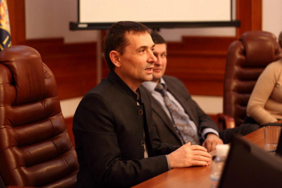 """Сергій Гайдай: """"Ця війна народить нових українських політиків"""" 4"""