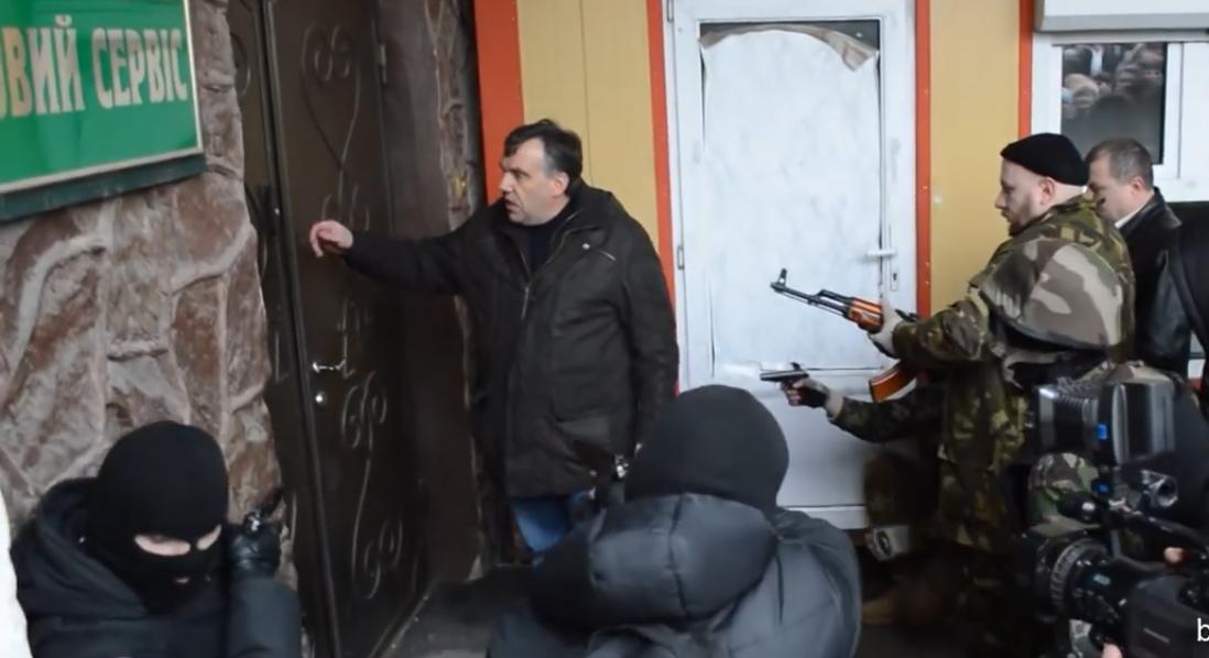 """ЦВК зареєструвала революціонера """"Хіміка"""" кандидатом по франківському округу 1"""