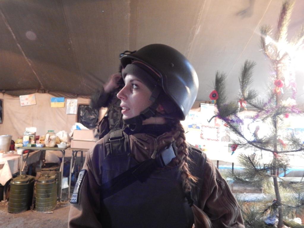 """Боєць """"Азову"""" Наталія Коцкович: """"Я приїхала в """"Азов"""" не розважатись, не чоловіка собі шукати, а воювати. Зціпила зуби і доводила це своєю поведінкою"""" 3"""