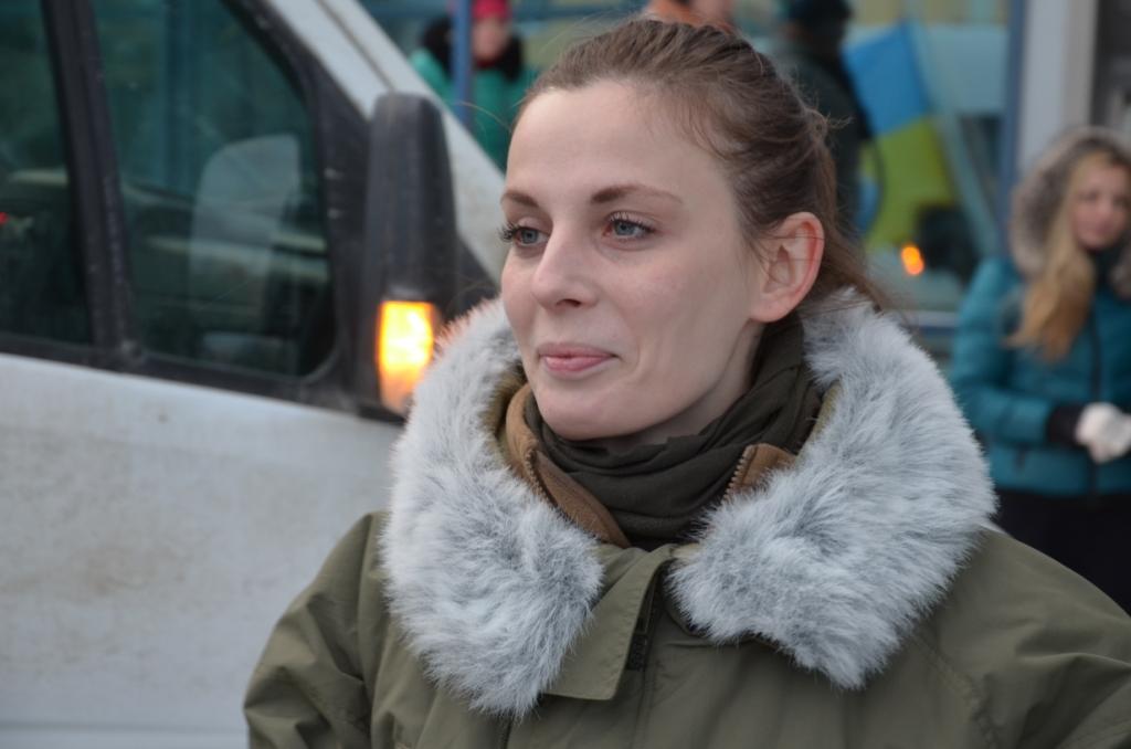 """Боєць """"Азову"""" Наталія Коцкович: """"Я приїхала в """"Азов"""" не розважатись, не чоловіка собі шукати, а воювати. Зціпила зуби і доводила це своєю поведінкою"""" 4"""