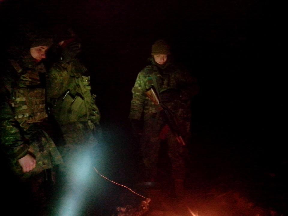 """Боєць """"Азову"""" Наталія Коцкович: """"Я приїхала в """"Азов"""" не розважатись, не чоловіка собі шукати, а воювати. Зціпила зуби і доводила це своєю поведінкою"""" 6"""