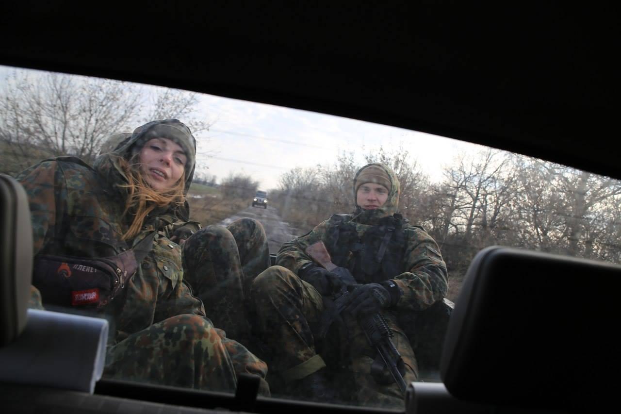 """Боєць """"Азову"""" Наталія Коцкович: """"Я приїхала в """"Азов"""" не розважатись, не чоловіка собі шукати, а воювати. Зціпила зуби і доводила це своєю поведінкою"""" 7"""