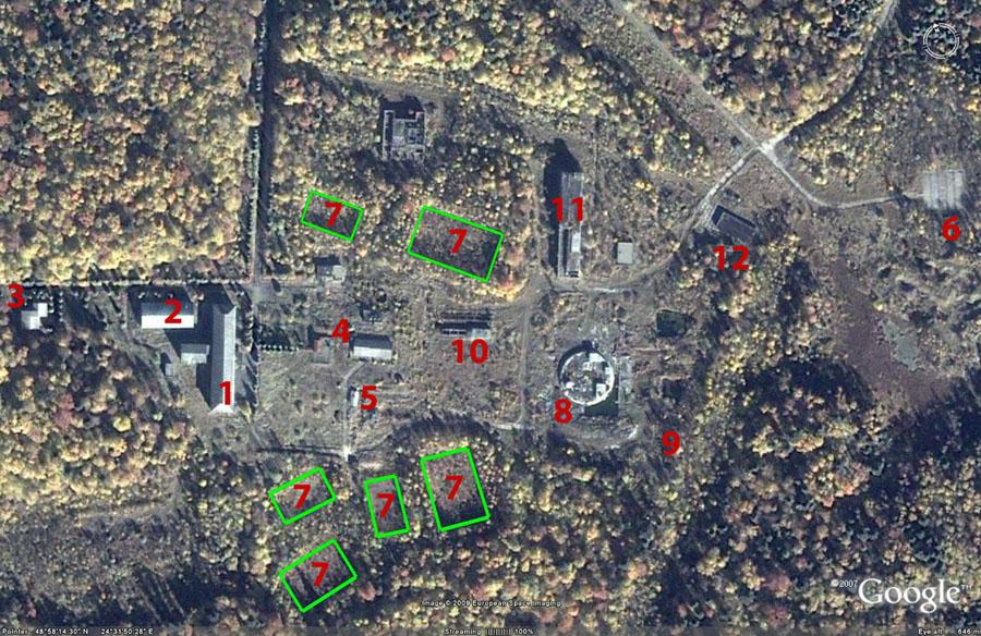 """Об'єкт """"Астронавт"""": колишній офіцер розкрив таємниці військового об'єкта в Чорному лісі під Івано-Франківськом 4"""