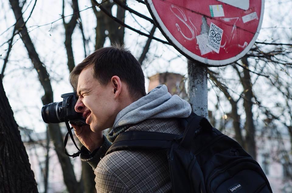 Портрети Франківська: Андрій Назаренко про архітектуру, відповідальність та місто як дзеркало спільноти 1