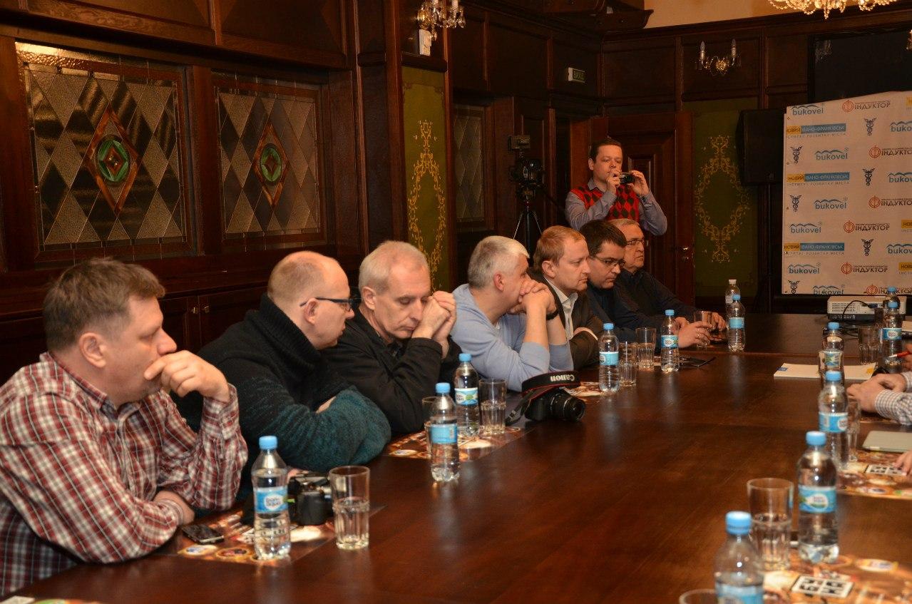 """Інститут розвитку міста """"Новий Івано-Франківськ"""" провів міжнародний круглий стіл з питань енергоефективності 4"""