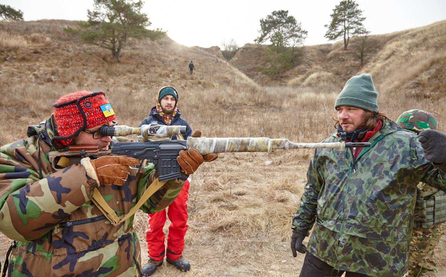 Олексій Шапарев: У кожного своя війна, і якщо не в окопі на передовій, то хоча б свої знання і талант застосую в боротьбі за Україну 5