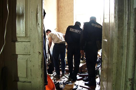 Прокуратура розпочала кримінальне провадження за фактом вибуху гранати в Івано-Франківську. ФОТО, ВІДЕО 2