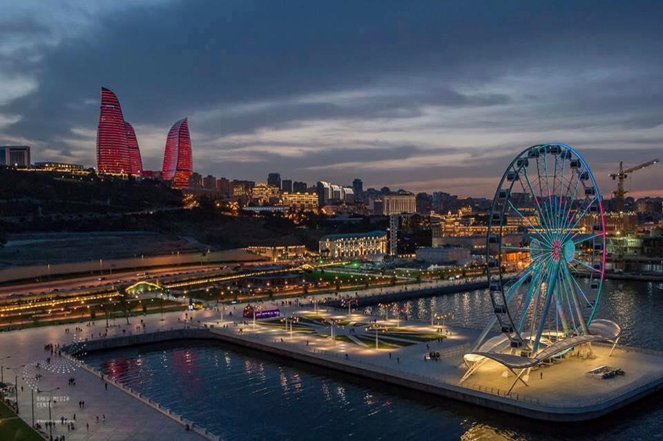 Баку. Місто, в яке я закохалась 52