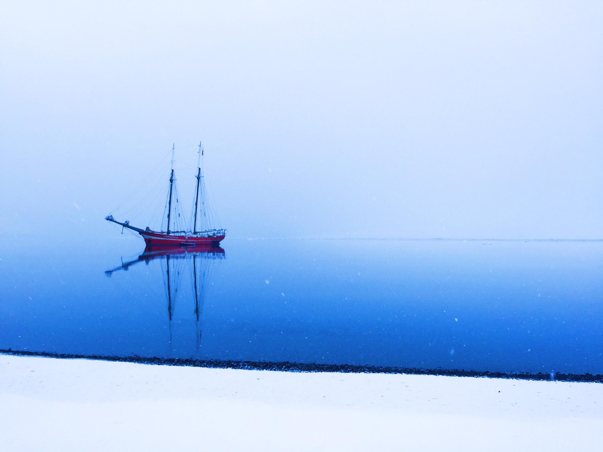Прапор в руки – і в Арктику 28