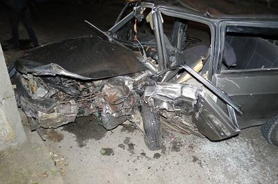 Троє травмованих у ДТП на Тисменицькій трасі: зіткнення сталося на великій швидкості. ФОТО 1