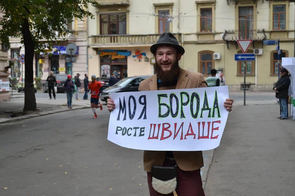 Франківський півмарафон оголосив переможців конкурсу мотиваційних плакатів 1