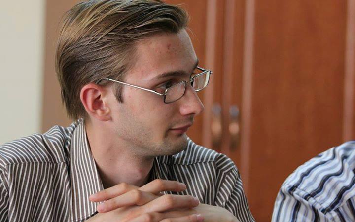 Яким міським головою буде Руслан Марцінків? 12