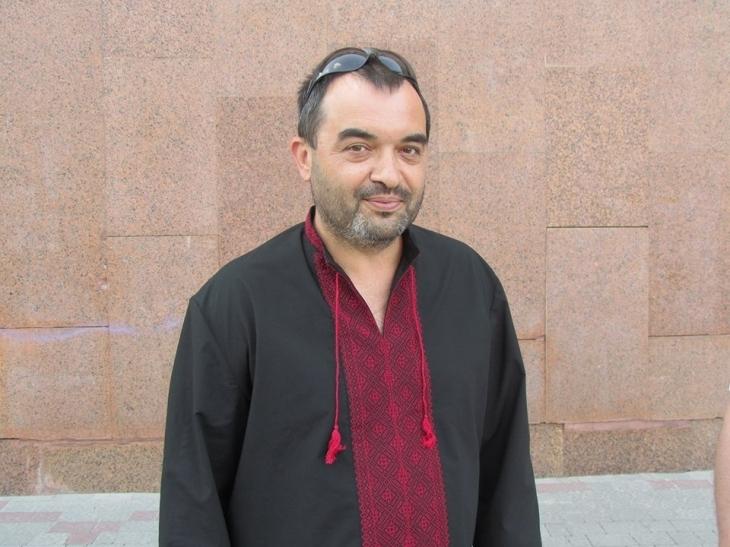 Яким міським головою буде Руслан Марцінків? 14