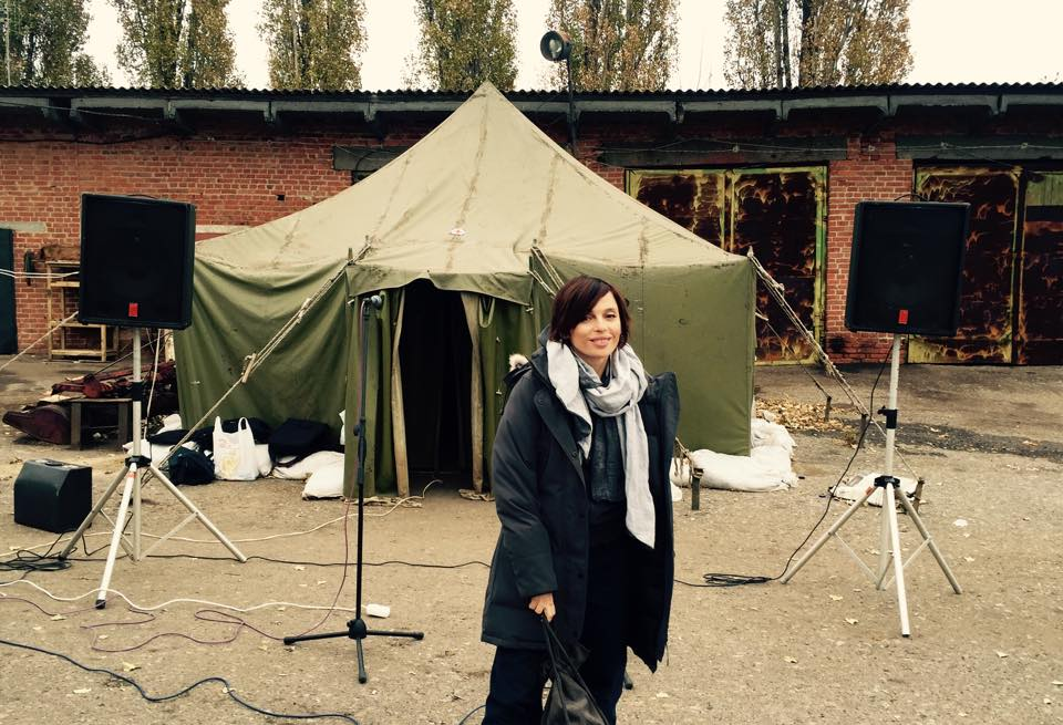"""Ірена Карпа: """"Мусимо зробити все, аби зупинити терористичних недолюдків"""" 2"""
