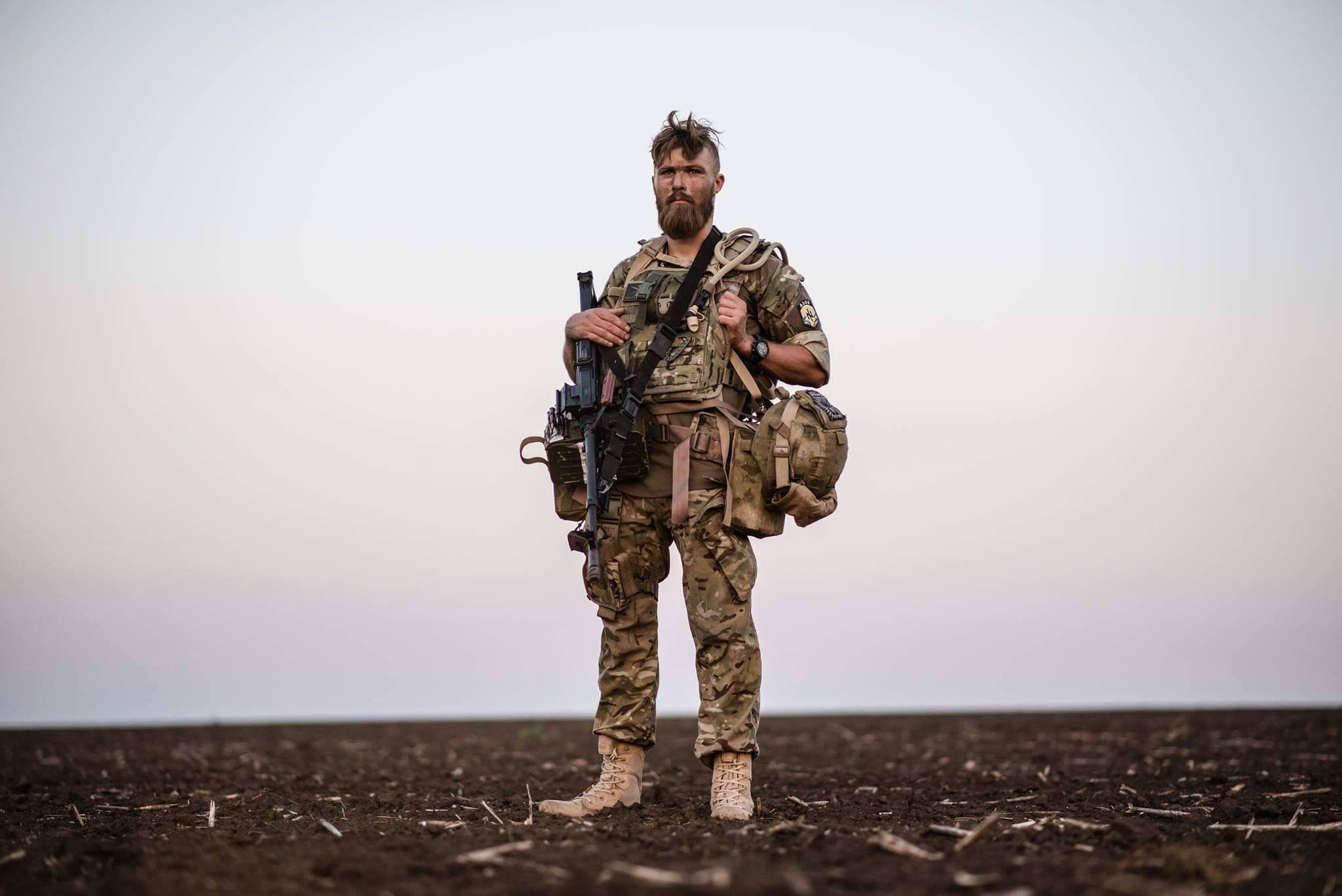 Михайло Мигович: Хотілося би, щоб українці шанували не лихварів, а воїнів 10